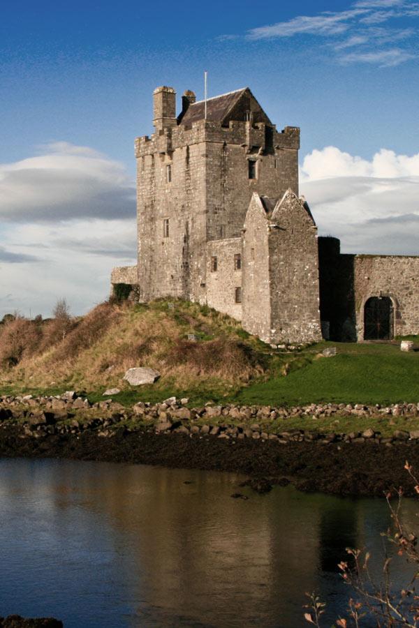 Dunguaire-Castle